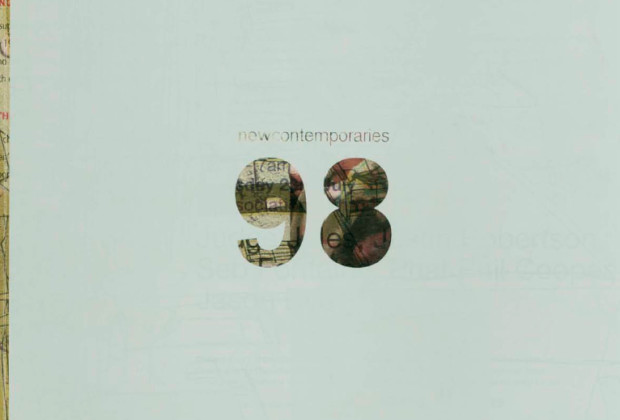 Image of New Contemporaries 1998 Catalogue