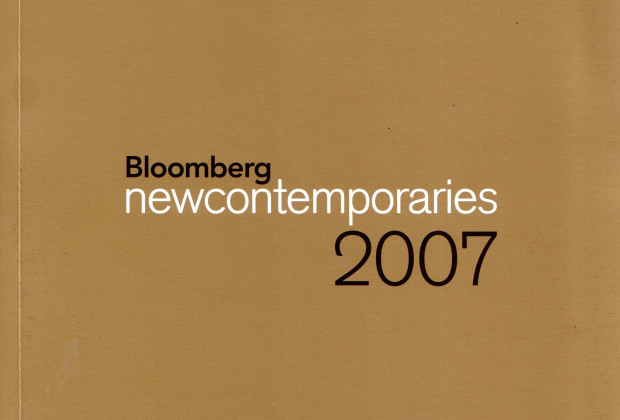 Image of Bloomberg New Contemporaries 2007 Catalogue