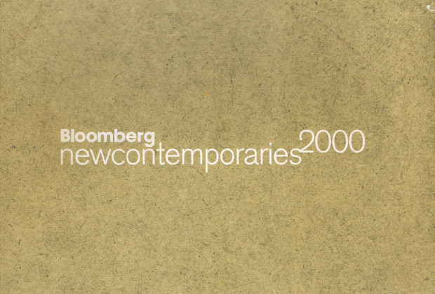 Image of Bloomberg New Contemporaries 2000 Catalogue