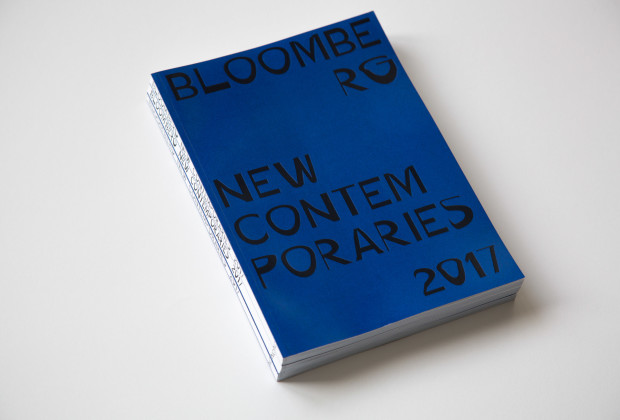 Image of Bloomberg New Contemporaries 2017 Catalogue