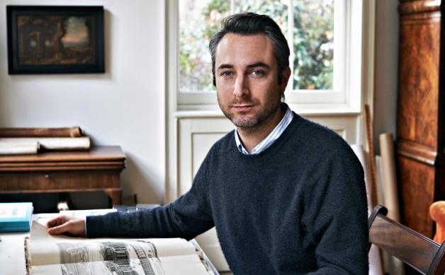 Image of Pablo Bronstein