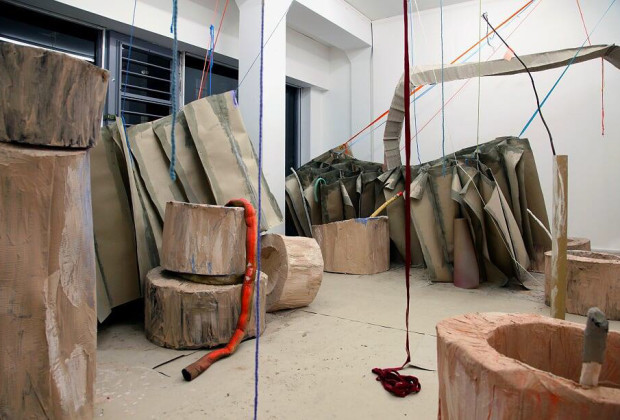 Image of New Contemporaries Studio Bursary with Bluecoat