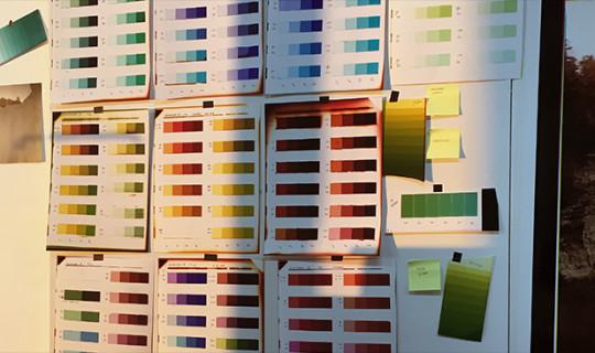 SimoneMudde_2_ColourResearch in the Studio.jpg
