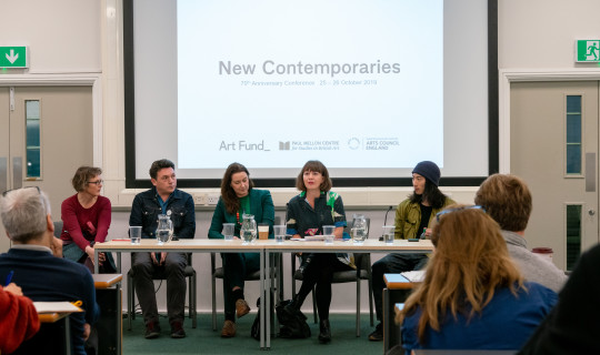 105_New Contemporaries 70th Anniversary Conference__Photo_Sam Nightingale.jpg