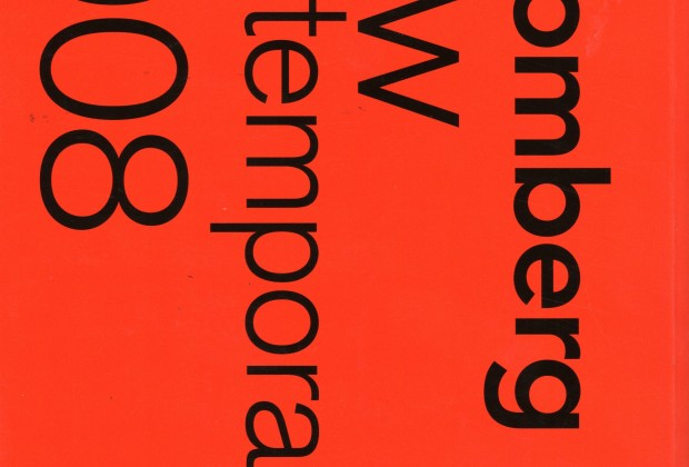 Image of Bloomberg New Contemporaries 2008 Catalogue