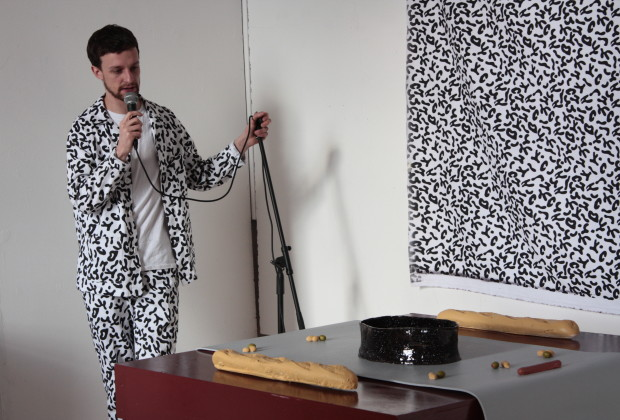 Image of Patrick Cole Performance: 13 September 19:30