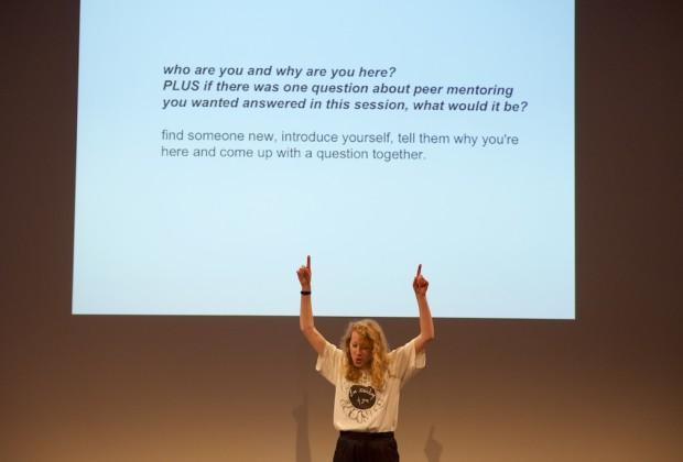 Image of Peer Mentoring with Chloe Cooper