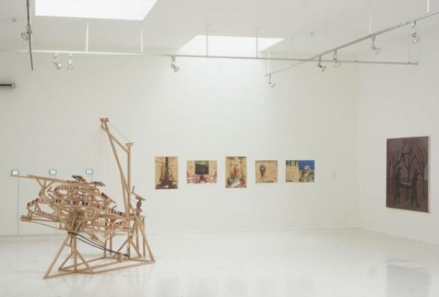 Image of BNC 2001, Camden Arts Centre